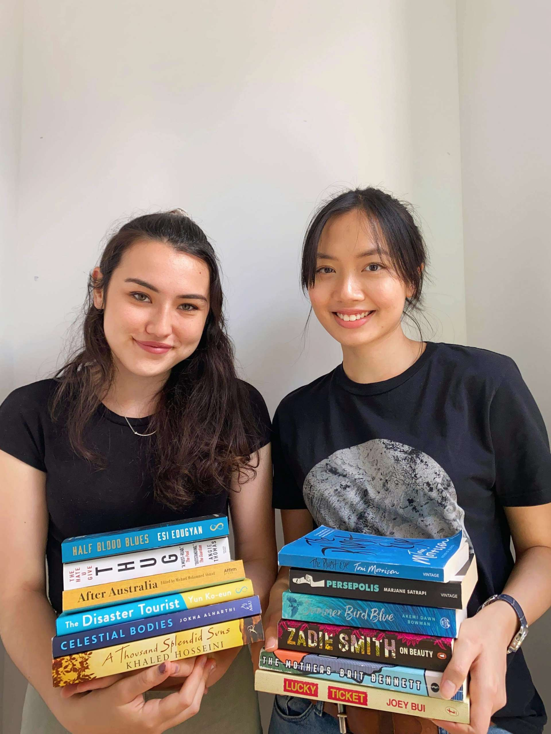 Jing Xuan Teo & Marina Sano